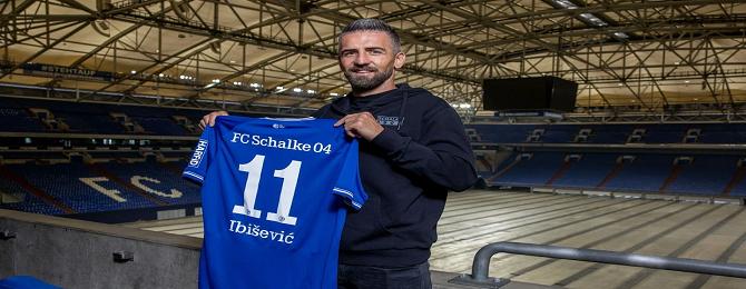 Vitaj v našom klube Vedad Ibišević