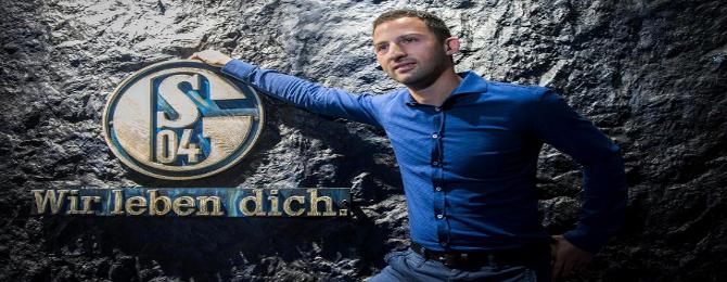Domenico Tedesco - nový tréner Schalke 04 !