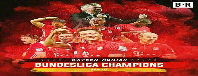FC Bayern Mníchov obhájil titul !!