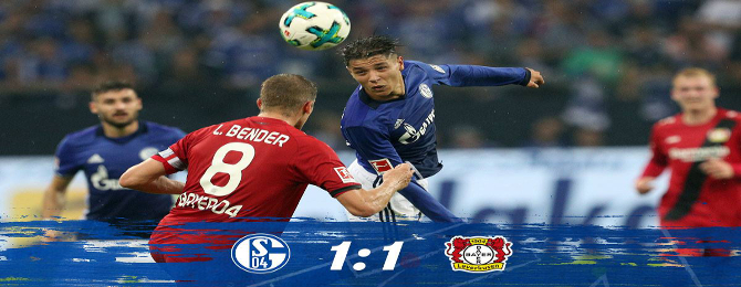 Review 7.kola Bundesligy vs Leverkusen