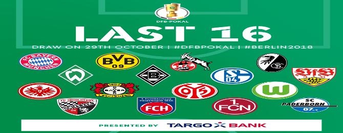 DFB Pokal - Výsledky 2.kola